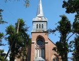 Kościół pw. Podwyższenia Świętego Krzyża w Miasteczku Krajeńskim