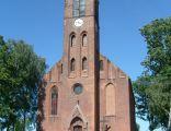 Kościół pw. św. Jadwigi we wsi Lichnowy