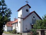Kościół pw. św. Maksymiliana Marii Kolbego we wsi Maksymilianowo