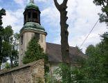 Kościół pw. św. Marcina we wsi Sosnówka