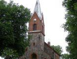Kościół pw. Św. Mikołaja we wsi Lubiewo