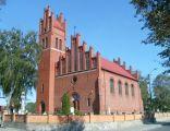 Kościół pw. św. Wawrzyńca w Dobrczu