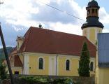 Kościół pw. Świętej Trójcy we wsi Podgórzyn