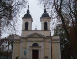 Kościół pw. Świętej Trójcy we wsi Sanniki