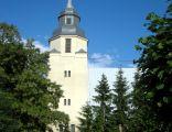 Kościół we wsi Damasławek