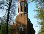 Kościół we wsi Dębowa Łąka