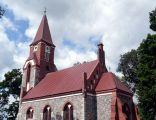 Kościół we wsi Ługi