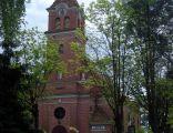 Kościół we wsi Osieczna
