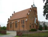 Kościół we wsi Sośno