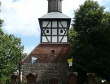 Kościół we wsi Wojcieszyce