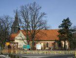 Kowalewo Pomorskie - kościół parafialny w. Mikołaja