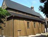 Kościół pw. św. Mikołaja we wsi Pieranie