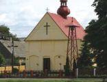 Rębielice Królewskie - kościół.