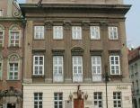 Fasada Pałacu Mielżyńskich w Poznaniu