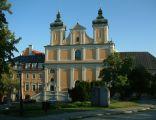Front kościoła św. Antoniego w Poznaniu