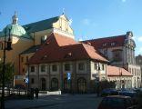 Kościół i klasztor franciszkanów konwentualnych na wzgórzu Przemysła w Poznaniu