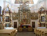 Kościół Najświętszej Krwi Pana Jezusa w Poznaniu - wnętrze