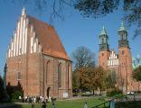 Kościół NMP i katedra w Poznaniu