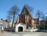 Kosciół św. Małgorzaty na Rynku Sródeckim w Poznaniu
