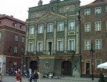 Pałac Działyńskich w Poznaniu - fasada wschodnia
