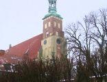 Kościół klasztorny pw. Narodzenia NPM w Lubiniu