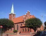 Kościół w Jastarni-Kuźnicy