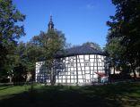 Kościół w Piaskach, dawny zbór protestancki
