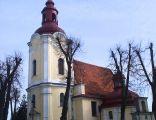 Kościół w Sarnowie (dzielnicy Rawicza)