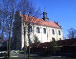 Osieczna, klasztor i kościół św. Walentego