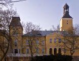 Lubsko - zamek, obecnie Dom Pomocy Społecznej