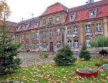 Sława - pałac, obecnie Dom Dziecka