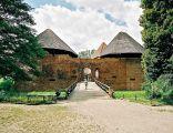 Zamek w Międzyrzeczu - brama