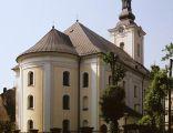 Bielsko-Biała, kościół ewangelicko-augsburski Marcina Lutra w Białej