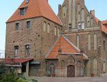 Chełmno, wieża Mestwina (Mściwoja) - dawny klasztor cysterek