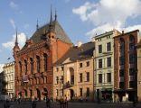 Południowa część Starego Rynku w Toruniu