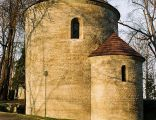 Rotunda romańska z XI wieku w Cieszynie
