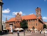 Toruń, Ratusz Staromiejski od strony zachodniej