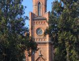 Włocławek, kościół ewangelicki przy ul. Brzeskiej 20