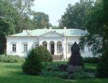 Dwór i Muzeum Kochanowskiego w Czarnolesie