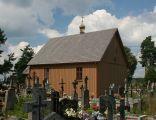 Kaplica Opieki Matki Boskiej w Gródku