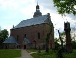 Krajenka - Kościół św.Anny i św.Mikołaja - przebudowany z zamku