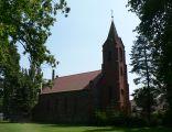 Kościół Ewangelicko-Augsburski Św. Krzyża w Nidzicy