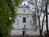 Kościół w Miedniewicach.