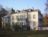 Pałac w Grzegorzewicach