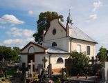 Kaplica cmentarna w Prysowie