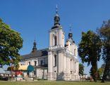 Kościół pw. Nawiedzenia NMP w Woli Gułowskiej, sanktuarium oo. karmelitów Matki Bożej patronki żołnierzy września