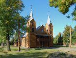 Kościół pw. śś. Piotra i Pawła z 1708 r. w Sobolewie
