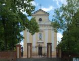 Kościół w Okrzei