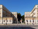 Pałac Czapskich przy Krakowskim Przedmieściu w Warszawie
