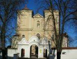 Końskowola, kościół pw. Znalezienia Krzyża Św. i św. Andrzeja